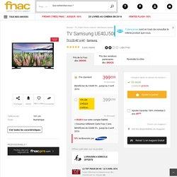 TV Samsung UE40J5000 - TV LCD 40'' à 44'' - Acheter sur Fnac.com