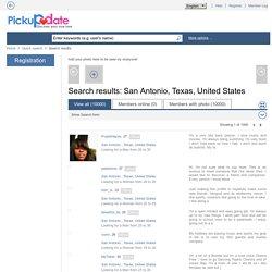 San Antonio Online Dating Site