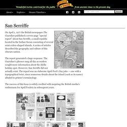 San Serriffe (1977)