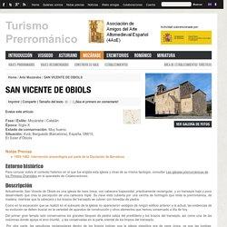 SAN VICENTE DE OBIOLS