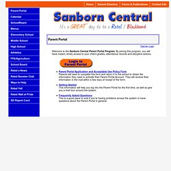 Parent Portal - Sanborn Central School, Forestburg, South Dakota