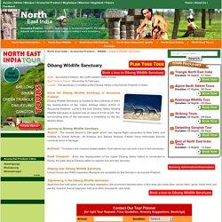Dibang Wildlife Sanctuary,Arunachal Pradesh Wildlife Sanctuary,Arunachal Pradesh Wildlife Sanctuaries
