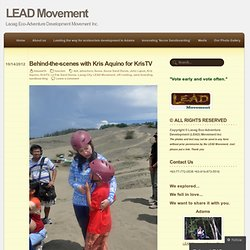 sandboarding « LEAD Movement