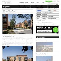 Lifschutz Davidson Sandilands — Kidbrooke Village Phase 1