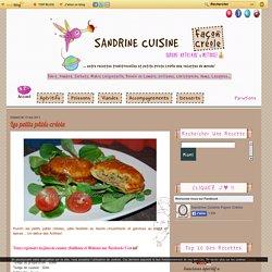 Les petits pâtés créole - Sandrine cuisine façon créole. Cuisine Antillaise et métissée