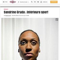 Sandrine Gruda : Intérieure sport