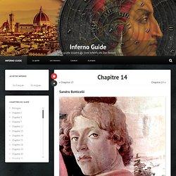 Sandro Botticelli, la carte de l'enfer de Dante, ... - Chapitre 14