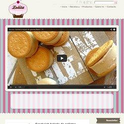 Receta de Sandwich helado de galletas Maria: Aprende a cocinar Sandwich helado de galletas Maria de la forma más sencilla y dulce!