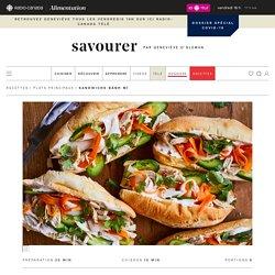 Sandwichs bánh mì