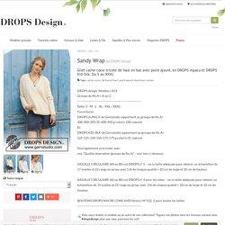 Sandy Wrap / DROPS 186-24