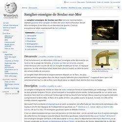 Sanglier-enseigne de Soulac-sur-Mer