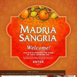 Madria Sangria - Sweetheart Strawberry Punch