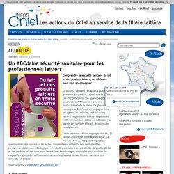 CNIEL - 14/01/14 - ABCDaire interactif du CNIEL