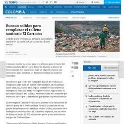 Ordenan cierre del relleno sanitario El Carrasco - Otras ciudades
