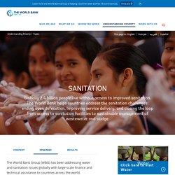 Sanitation Overview