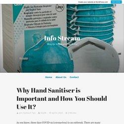 Hand Sanitiser UK by Face Masks UK
