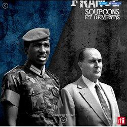 Qui a fait tuer Sankara ? Le rôle de la France : soupçons et démentis (4/6)