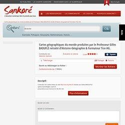 planete.Sankoré - Cartesgeographiquesdumonde