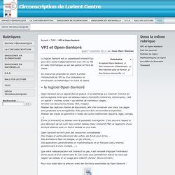 VPI et Open-Sankoré - Circonscription de Lorient Centre