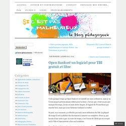 Open Sankoré un logiciel pour TBI gratuit et libre