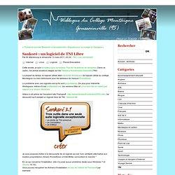 Sankoré : un logiciel de TNI Libre