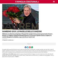 Sanremo 2019, le pagelle delle canzoni