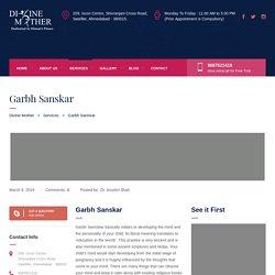 Best Garbh Sanskar Classes in Ahmedabad - Divine Mother