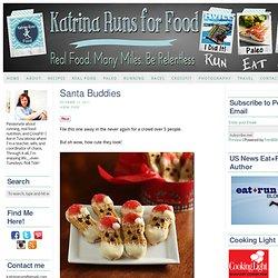 Katrina Runs For Food