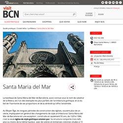 Santa Maria del Mar - Visit Barcelona