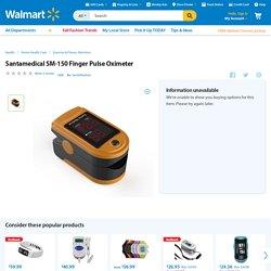 SM-150 Finger Pulse Oximeter