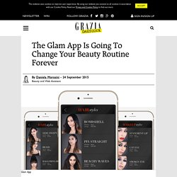 The Glam App Cara Santana Joey Maalouf Review