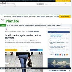 Santé : un Français sur deux est en surpoids