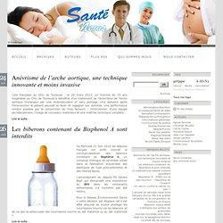 Santé News - Actu et news santé