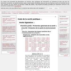 Code de la santé publique - Article L1331-11-1
