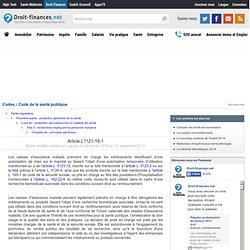 Code de la santé publique - Article L1121-16-1 (Modifié)