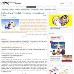 La Santísima Trinidad - Dinámica completa para niños
