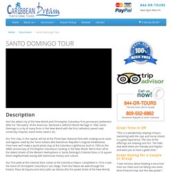 Punta Cana Tours and Excursions