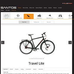 Santos - Custombuilt bicycles - Travel Lite