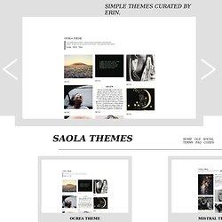 Saola Themes