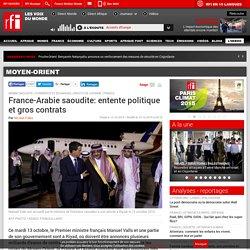 France-Arabie saoudite: entente politique et gros contrats - Moyen-Orient