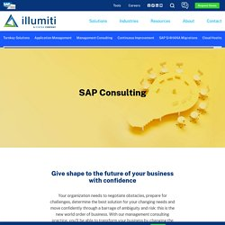 SAP Consulting Firms in USA