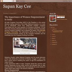 The Importance of Women Empowerment in India