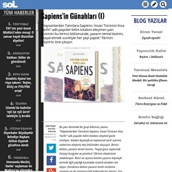 Sapiens'in Günahları (I)