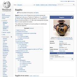 Sappho - -630
