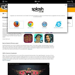 6 cool apps and games for kids - Ara Sarafian - ABC Splash -