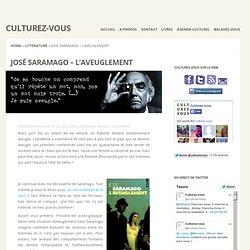 José Saramago - L'aveuglement