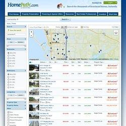 sarasota fl - Fannie Mae REO Homes For Sale