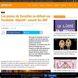 Les jeunes de Sarcelles se défient sur Facebook. Objectif : nourrir les SDF