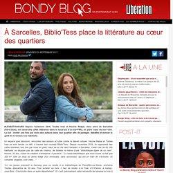 À Sarcelles, Biblio'Tess place la littérature au cœur des quartiers