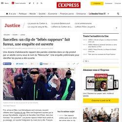 """Sarcelles: un clip de """"bébés rappeurs"""" fait fureur, une enquête est ouverte"""